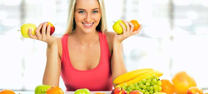 Plant-Based Diet Good for Your Skin