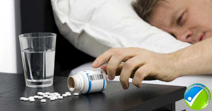 People Get Addicted to Sleeping Pills