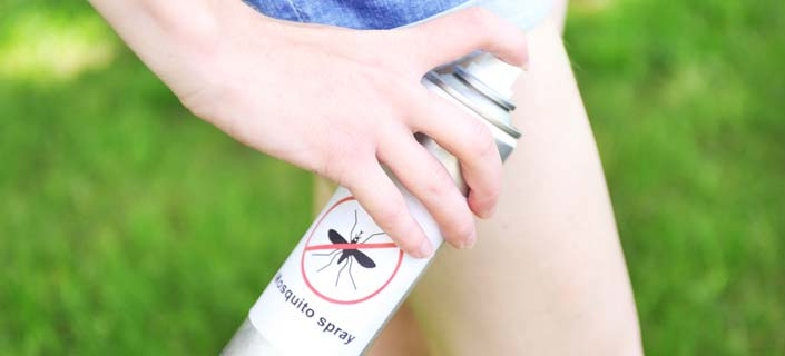 Is Bug Spray Safe for Your Skin