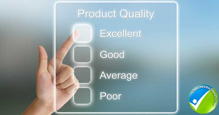 Recognizing Reliable Product