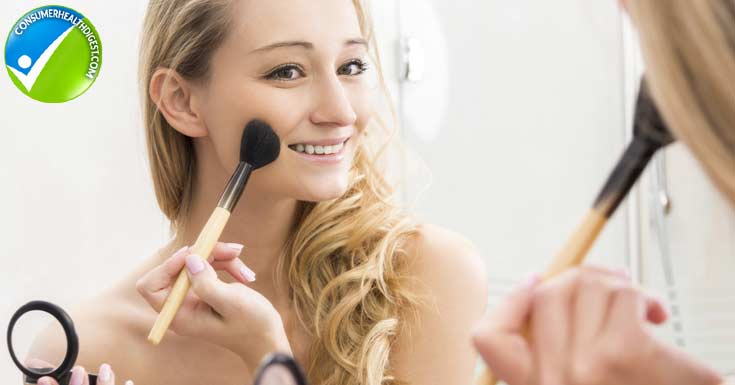 Use professional-grade makeup