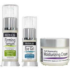 Derma-nu Age Defying Facial Kit