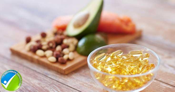 Omega-6 and Omega-3 Diet