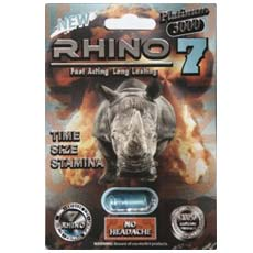 Rhino Sexually Pills Side Effects