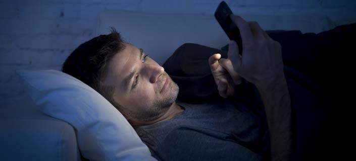 Check Your Phone Before Going To Bed