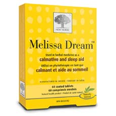 Melissa Dream Sleep Aid