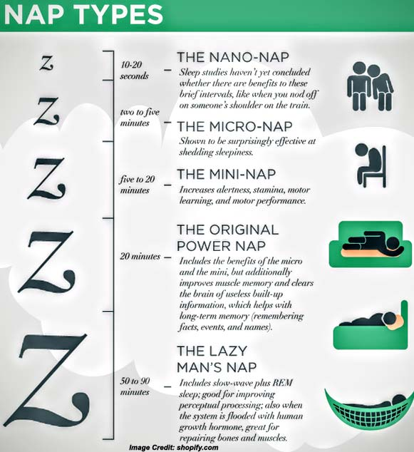 Nap Types Info