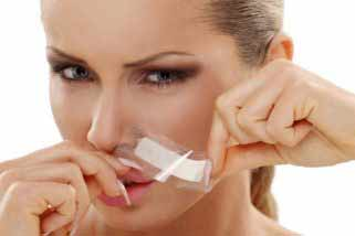 Removing Facial Hair Cause Wrinkle