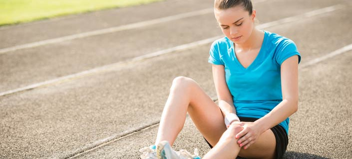 Females Athletes More Prone to Knee Injuries