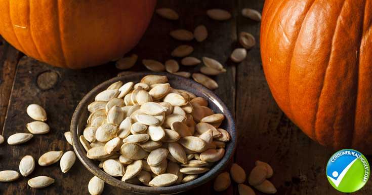 Protein in Pumpkin Seeds