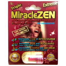 Triple Miraclezen