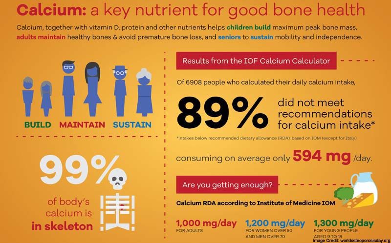 Bone Supplements Info