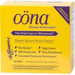 Oona Menopause