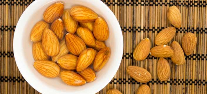 Soak Almonds Before Eating Them