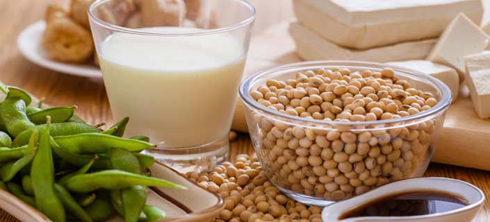 Soybean Can Reduce the Risk of Prostate Cancer