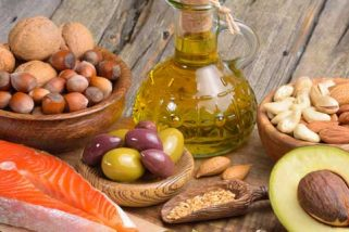 Unsaturated Fats & Protein in a Diet