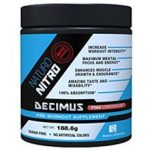 Naturo Nitro Decimus Pre-workout Reviews