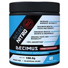 Naturo Nitro Decimus Pre-workout
