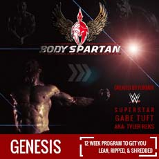 Body Spartan Genesis