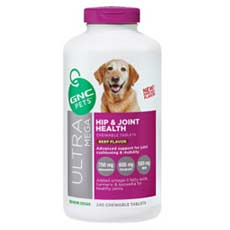 GNC Pets Ultra Mega Hip and Joint Health