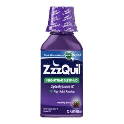 Zzzquil-Product