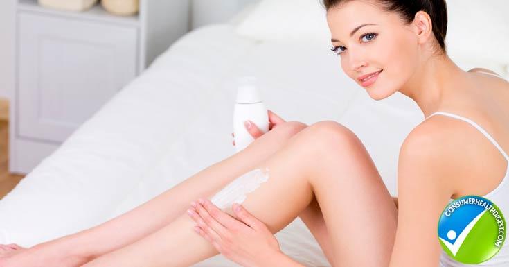 Get Rid of Dry Skin