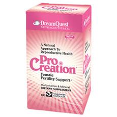 Procreation Female Fertility