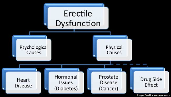 Erection Problems Causes Home Care And Treatments