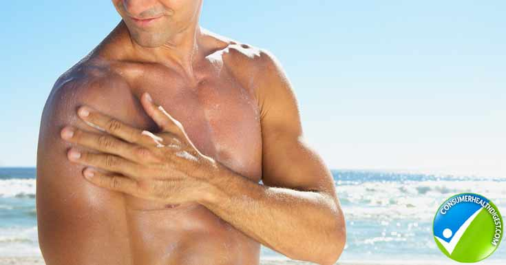 Sunscreen all year long