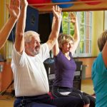 Aerobic Exercise Improves Cognitive Function in Old Age