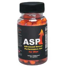 enhancement Asp ingredients sexual