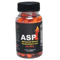 enhancement ingredients sexual Asp