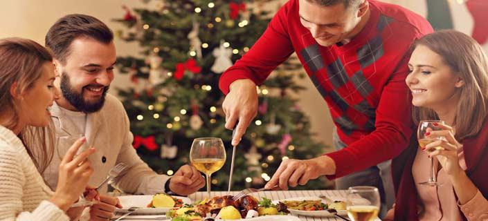 Christmas Dinner Menus