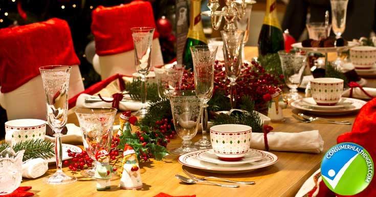 Cozy Christmas Dinner