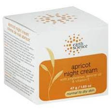 Earth Science Apricot Intensive Night Cream