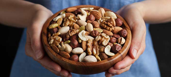 Eating a Handful of Nuts Every Day