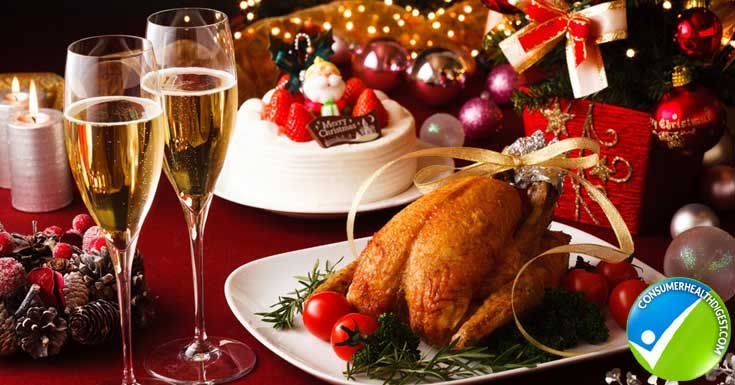 Healthy Christmas dinner menu