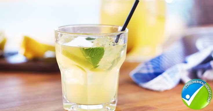 Drink Plenty of Lemon Juice