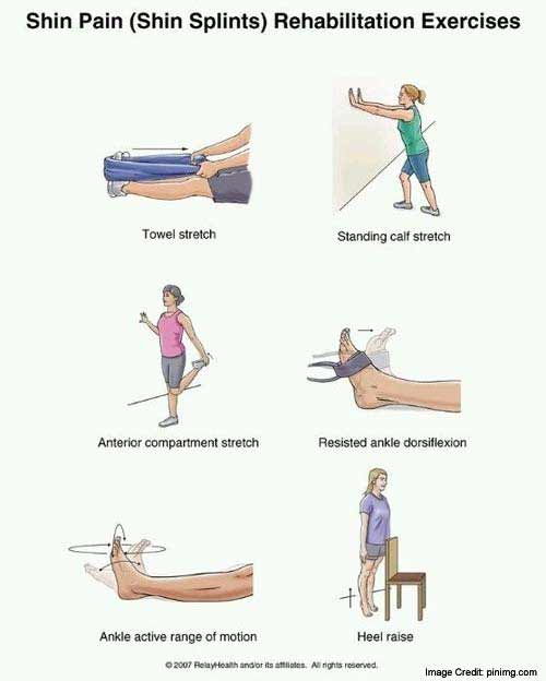 Stretch Your Shins