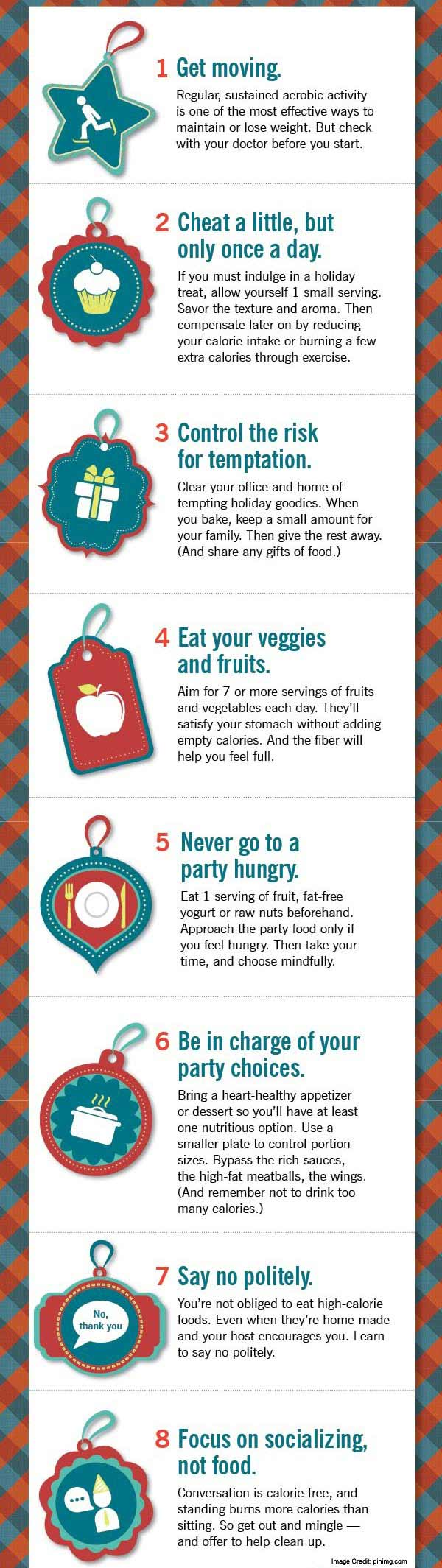 5 simple tips and tricks to avoid winter weight gain for Minimalist tips and tricks