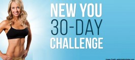 A New You 30-Day Weight Loss Challenge