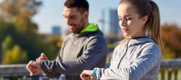 Fitness Trackers Fit for Security