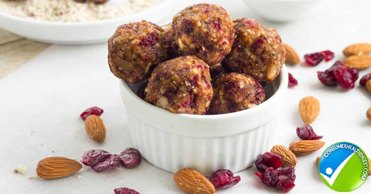 High-Protein Energy Balls