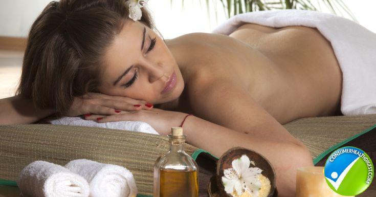 Hot Oil Massage