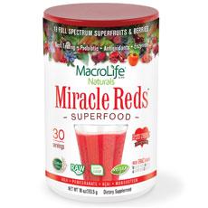 Macro Life Naturals Miracle Reds