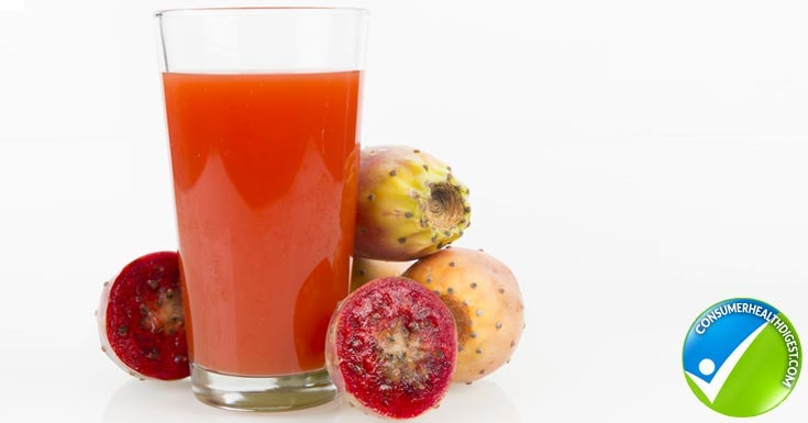 Prickly Pear Juice