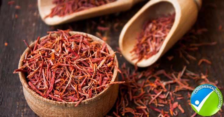 Saffron Mix