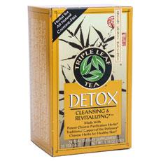 How detox tea works