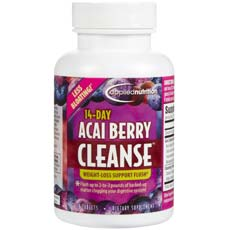 14 Day Acai Berry Cleanse