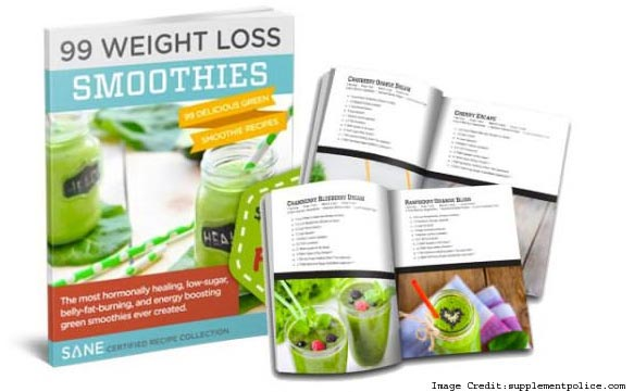 99 Weight Loss Smoothies